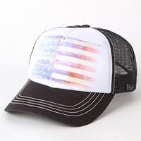 Billabong Flag Fact Trucker Hat at PacSun.com