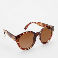 Fox Round Sunglasses