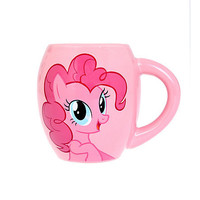 My Little Pony Pinkie Pie 18 Oz. Oval Ceramic Mug | Hot Topic