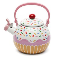 Animal Kettle - Pink Cupcake Kettle | Peter's of Kensington