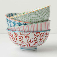 Anthropologie - Inside Out Bowl