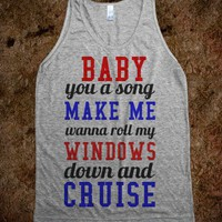baby you a song  - Nina's Shop - Skreened T-shirts, Organic Shirts, Hoodies, Kids Tees, Baby One-Pieces and Tote Bags