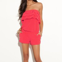 G by GUESS Renee Romper