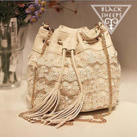 Lace Romance Bag  from Blacksheep