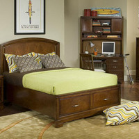 Paliser Full Size Storage Bed