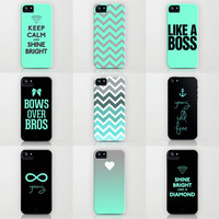 Tiffany iPhone Cases by RexLambo