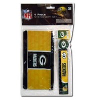 Green Bay Packers Stationery Set - School Supplies