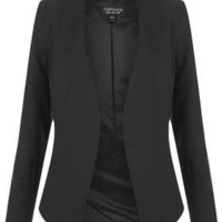 Placket Detail Jacket - New In This Week  - New In