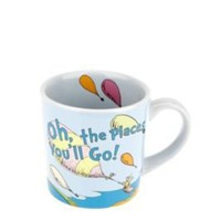 Dr Seuss Oh The Places You'll Go Mug