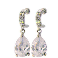 LAVISHY crystal earrings