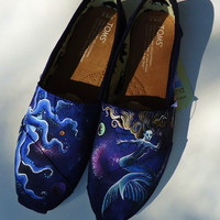 Galaxy Mermaid TOMS