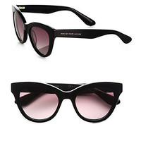 Marc by Marc Jacobs - Cat's-Eye Acetate Sunglasses