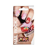 Nail Rock Frou Frou 3D Nail Apps - Seaside at asos.com