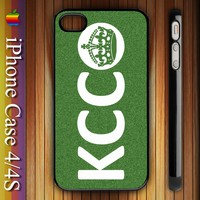 The KCCO Keep Calm and Chive On Cyber Monday Custom iPhone 4/4S Case
