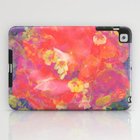 Flowering to Bloom iPad Case by Ben Geiger