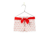 PRINTED SHORTS WITH BOW - Skirts and shorts - Baby girl - Kids - ZARA United States