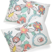Dusk to Drawn Pillowcase Set | Mod Retro Vintage Decor Accessories | ModCloth.com