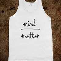 Mind over Matter - Forever Wild - Skreened T-shirts, Organic Shirts, Hoodies, Kids Tees, Baby One-Pieces and Tote Bags