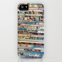 Reader's Digest (German Edition) iPhone & iPod Case by Angela Bruno
