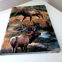 Hunters Deer/Moose notebook journal.
