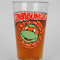 Teenage Mutant Ninja Turtles Pint Glass