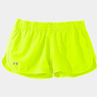 Women's Perforated UA Great Escape Shorts II
