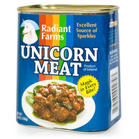 Canned Unicorn Meat at Firebox.com