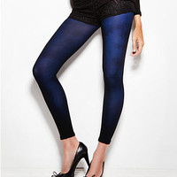 DKNY: Veiled Color Footless Tights