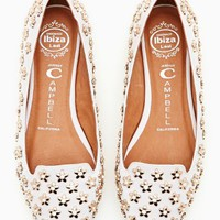 Jeffrey Campbell Marti Studded Loafer