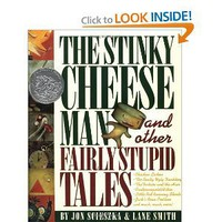 Amazon.com: The Stinky Cheese Man and Other Fairly Stupid Tales (9780670844876): Jon Scieszka, Lane Smith: Books