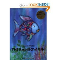 Amazon.com: The Rainbow Fish (0038332606140): Marcus Pfister: Books