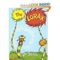 Amazon.com: The Lorax (Classic Seuss) (9780394823379): Dr. Seuss, Theodor Seuss Geisel: Books