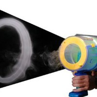 Amazon.com: Mighty Blaster: Toroidal Emitter - Blast Huge Vapor Rings up to 20 Feet Away!: Toys & Games