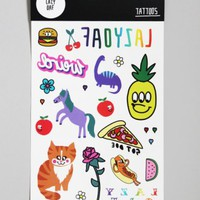 Lazy Oaf | Weird Temporary Tattoos
