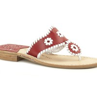 Red Cross Sandal - Sandals - Shoes  - Jack Rogers USA