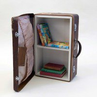 Suitcase cupboard – Mr JBE â?? Storage â?? Recreate