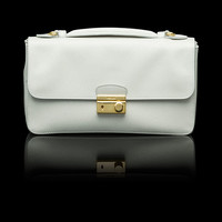 Prada E-Store · Woman · Handbags · Flap Bag BT0945_NZV_F0K74