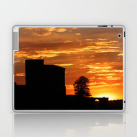 Castle Sunset © Laptop & iPad Skin by JUSTART