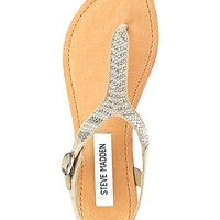 Steve Madden Women's Shoes, Bonkerz Flat Sandals - Shoes - Macy's