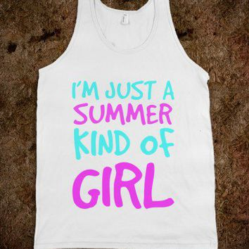 summer kind of girl