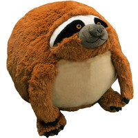 Squishable Sloth: An Adorable Fuzzy Plush to Snurfle and Squeeze!
