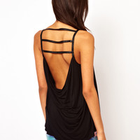 ASOS Cami with PU Straps