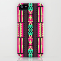Mix #362 iPhone & iPod Case by Ornaart
