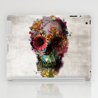 SKULL 2 iPad Case by Ali GULEC