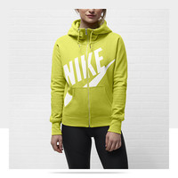 Check it out. I found this Nike Graphic Full-Zip Women's Hoody at Nike online.