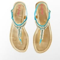 Ritzy Sandal - Lilly Pulitzer