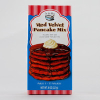 In the Mix Red Velvet Pancakes | World Market
