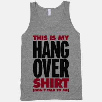 Hang Over Shirt | HUMAN