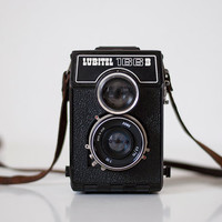 Vintage Medium Format Camera - Lubitel 166B - working condition
