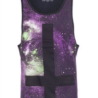 Sinstar Nebula Galaxy Cross Vest